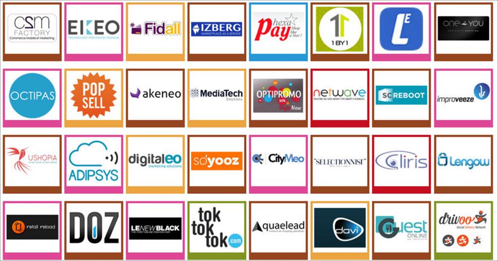 Top100 Digital Retail 2015 Usine Digitale