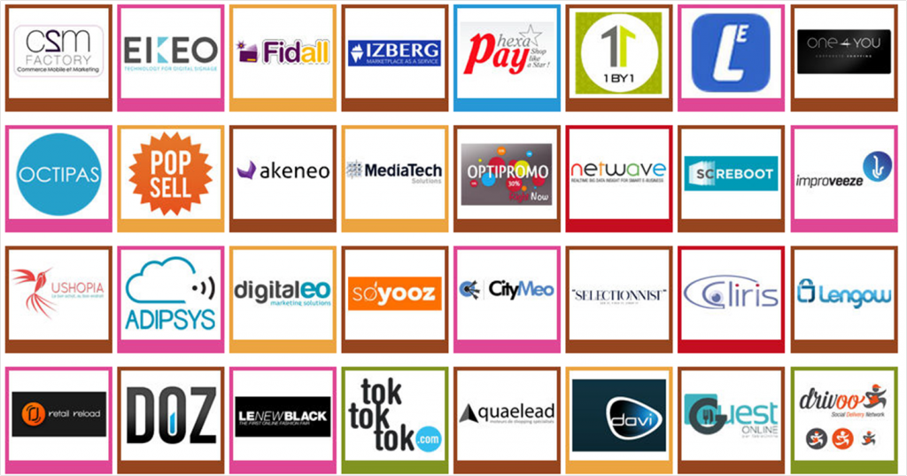 Top100 Digital Retail 2015 Usine Digitale