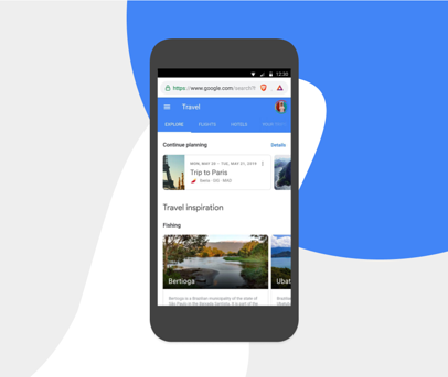 google-flight-personnalisation-netwave